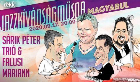 Sárik Péter Trió & Falusi Mariann