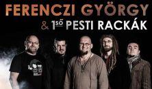 Ferenczi György és az első pesti Rackák akusztikus koncert
