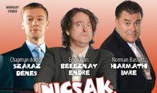 MICHAEL COONEY: NICSAK, KI LAKIK ITT?! - A Bánfalvy Stúdió előadása
