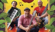 Családi vasárnap:Alma együttes koncertje