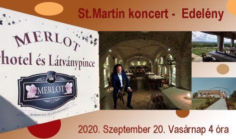 St. Martin koncert - Edelény