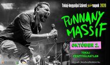 PUNNANY MASSIF - ültetett koncert