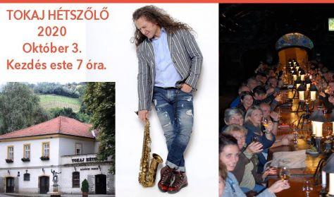 St.Martin koncert - Tokaj Hétszőlő