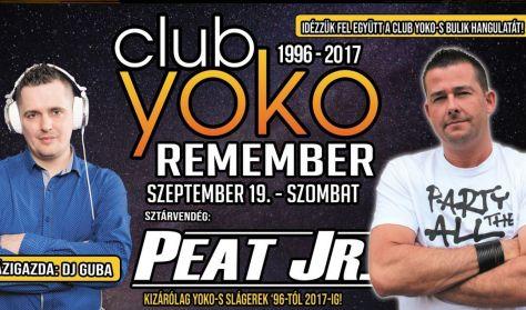 Club Yoko Remember / PeatJr