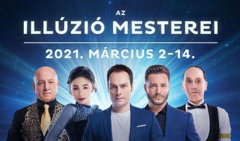 AZ ILLÚZIÓ MESTEREI - 2021