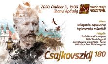 Csajkovszkij 180 - Tihany
