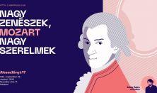 Nagy zenészek, nagy szerelmek: Mozart - Bősze Ádám előadása