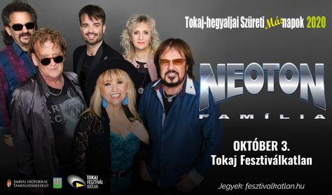 Neoton Família Sztárjai - ültetett koncert