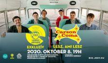 Exkluzív Lemezjátszó - Carson Coma