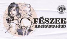 Fészek AnekdótaKlub - felolvasóest a Magyar Dráma Napján