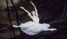 The Royal Ballet: Giselle • Balettközvetítés felvételről