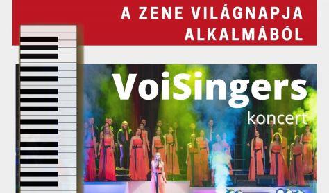 ZeneVilág - Mohács, Zenés előadás a zene világnapján