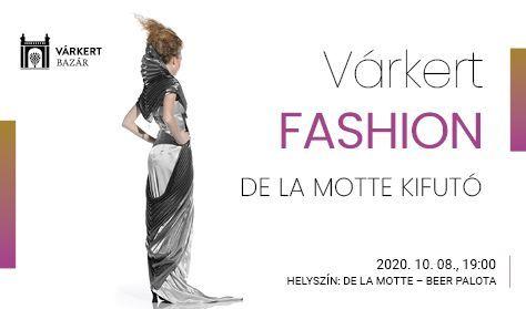 Várkert Fashion - De La Motte kifutó