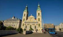 Budapest-Belvárosi Liszt Fesztivál – orgonahangverseny sorozat - Kalocsay Károly