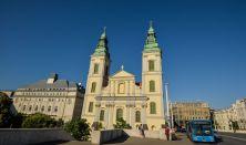 Budapest-Belvárosi Liszt Fesztivál – orgonahangverseny sorozat - Bérlet