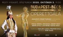 Budapest-Bécs Operettgála