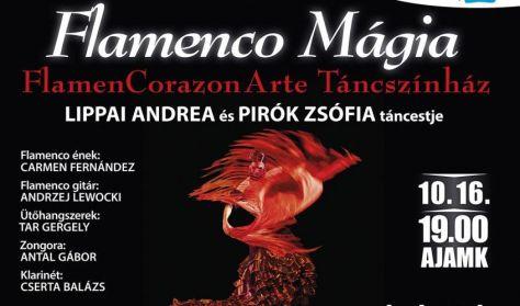 PénteK13 – Flamenco Mágia – FlamenCorazonArte Táncszínház
