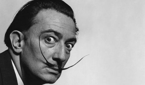 II. Országos Képzőművészeti Filmnapok - A művészet templomai:Salvador Dalí:A halhatatlanság nyomában