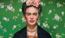 II. Országos Képzőművészeti Filmnapok - A művészet templomai: Frida Kahlo – Viva la Vida