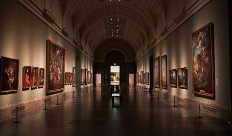 II. Országos Képzőművészeti Filmnapok - A művészet templomai: A Prado Múzeum – A csodák gyűjteménye
