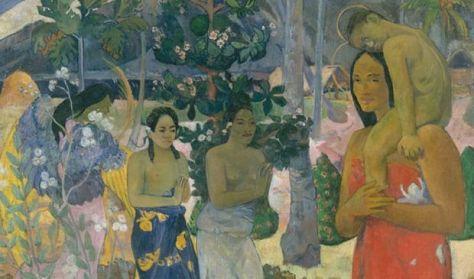II. Országos Képzőművészeti Filmnapok - Gauguin a londoni Nemzeti Galériából