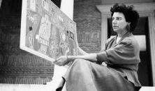 II. Országos Képzőművészeti Filmnapok - Peggy Guggenheim, a művészet megszállotja