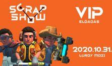 ScrapShow - VIP jegy