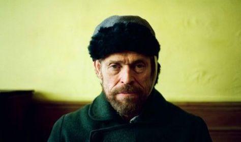 Van Gogh az örökkévalóság kapujában