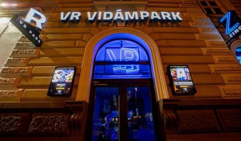 VR Vidámpark ajándékjegy