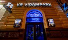 VR Vidámpark ajándékutalvány - bármely VR Vidámpark élményre felhasználható