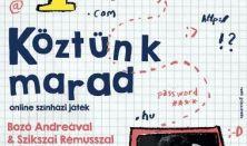 Rakpart3/Szkéné: Köztünk marad - online színházi játék