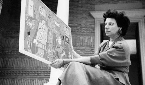 Peggy Guggenheim, a művészet megszállottja