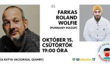ZENESZÍN-Varga Livius beszélget Farkas Roland Wolfieval