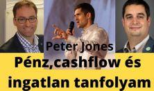 Pénz, Cashflow Társasjáték és ingatlan tanfolyam