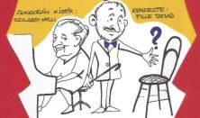 """Röhögjünk együtt! Dombóvári István """"Dombi""""-val"""