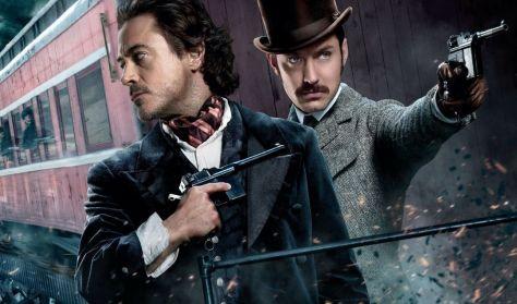 Csillag Mozi: Sherlock Holmes 2. -Árnyjáték