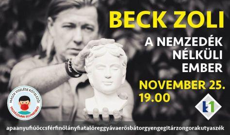 Beck Zoli: A nemzedék nélküli ember