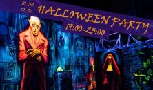 InDoor Halloweeni Party