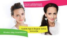 Mindez világ örvendezzen! - Bognár Szilvia és Szalóki Ági koncertje