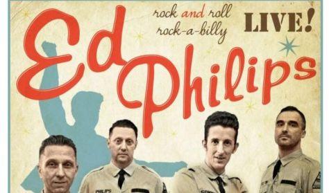 Ed Philips and the Memphis Patrol koncert