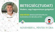 Kiss Péter: Betegség(Tudat)