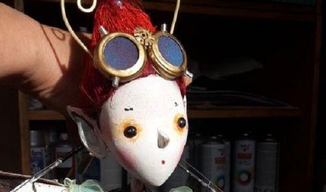 Meseszínpad: Moll tündér álma bábelőadás és Mesedalok gyerekkoncert