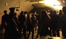 Cabaret Medrano / Malacka és a Tahó regisztrációs jegy