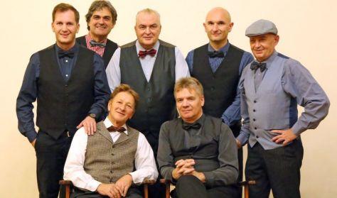 Budapest Ragtime Band - Nemcsak Jazz Klub