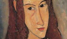 A művészet templomai: Modigliani centenárium
