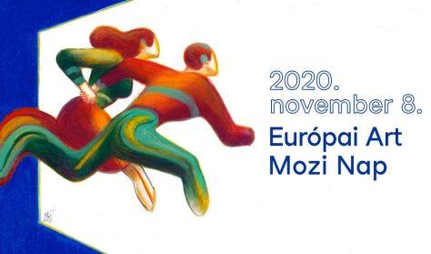 Európai Art Mozi Nap 2020 - Előzmények törlése