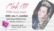 Pink Pill koncert a Glob Royal színpadán