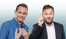 Aranyosi Péter és Beliczai Balázs