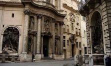 Genius loci – A római barokk építészet