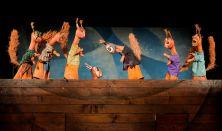 Meseszínpad: Misi mókus kalandjai - a Vaskakas Bábszínház előadása